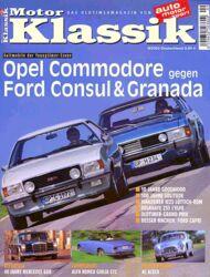 Titel Motor Klassik, Heft 09/2003