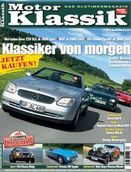 Titel Motor Klassik, Heft 11/2010