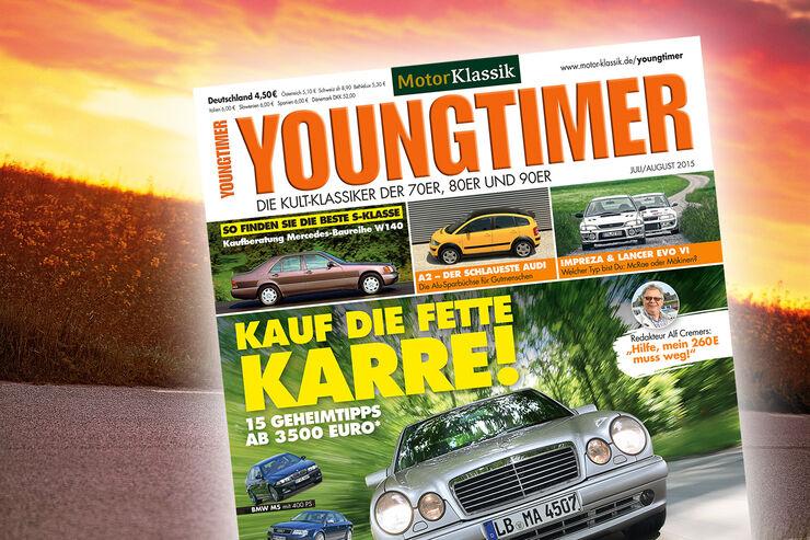 Titel Youngtimer Ausgabe 04/2015