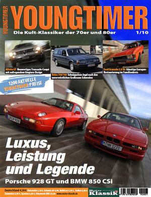 Titel Youngtimer, Heft 01/2010