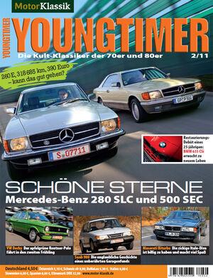 Titel Youngtimer, Heft 02/2011