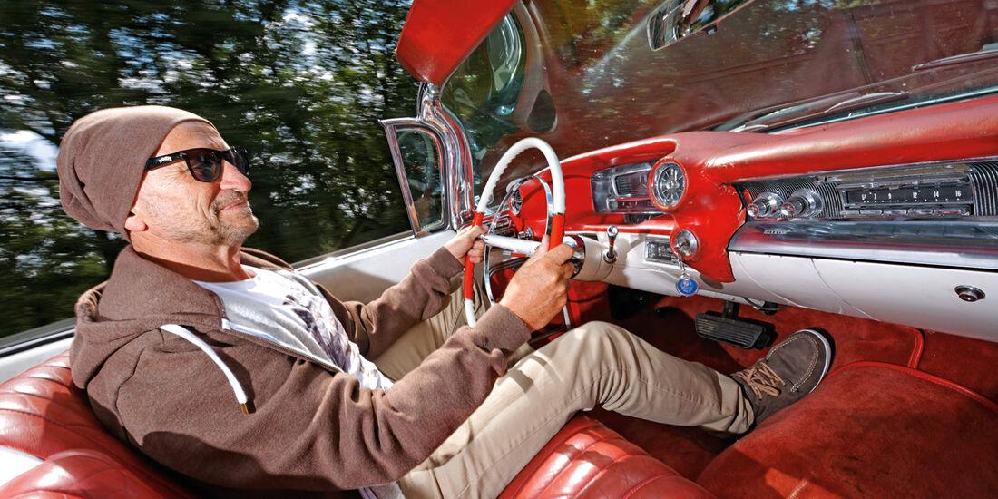 Titus Dittmann, Cadillac, Cockpit