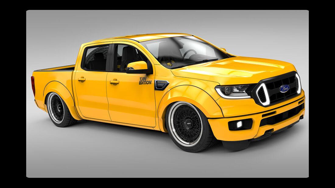 Tjin Edition Ford Ranger