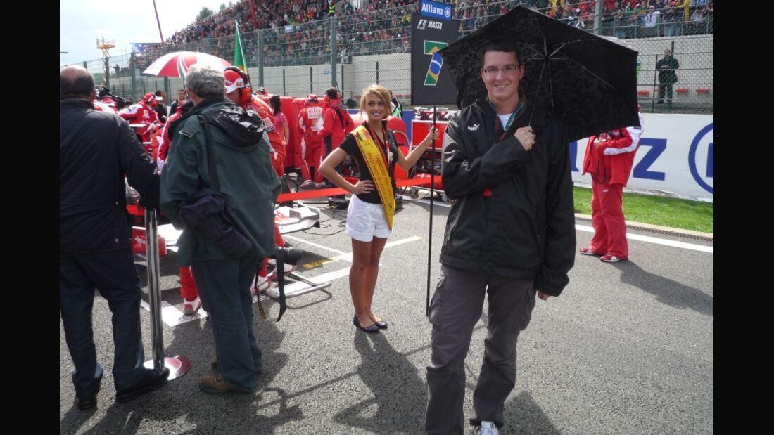Tobias Grüner - GP Belgien