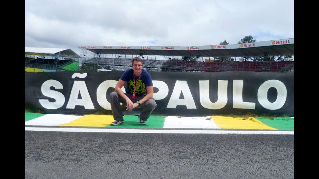 Tobias Grüner GP Brasilien 2011