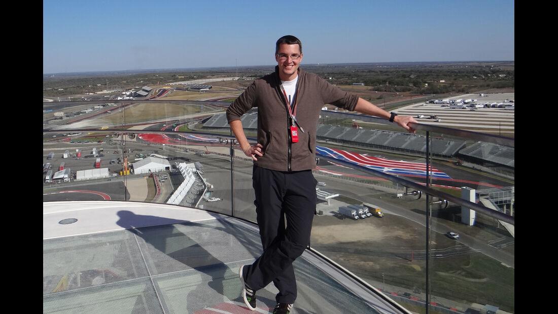 Tobias Grüner GP USA 2012