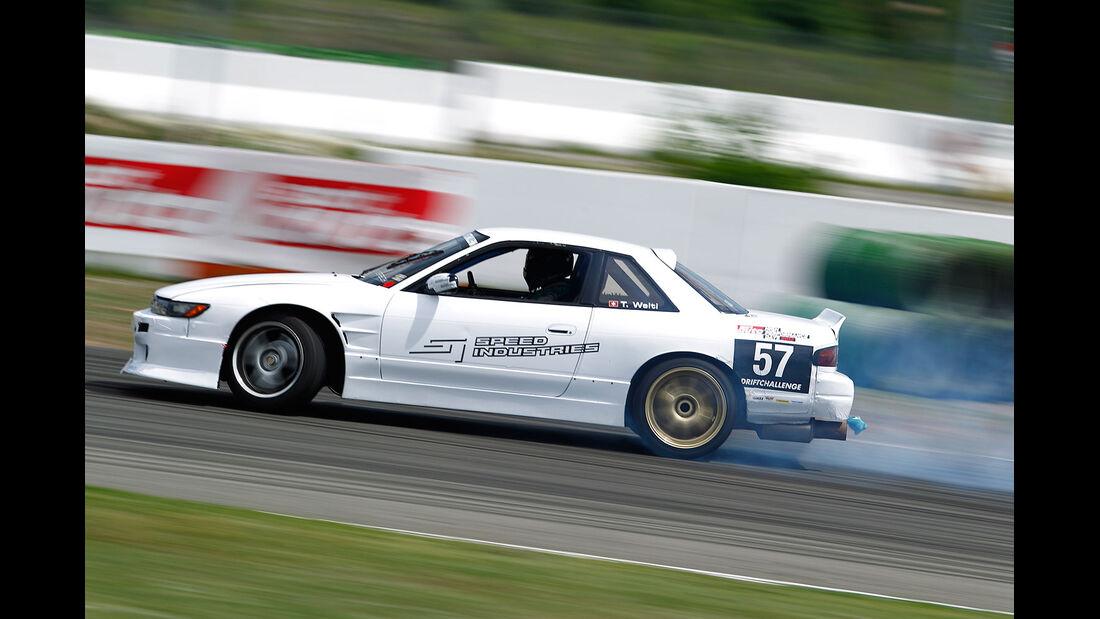 Tobias Welti, Drifter57DriftChallenge, High Performance Days 2012, Hockenheimring