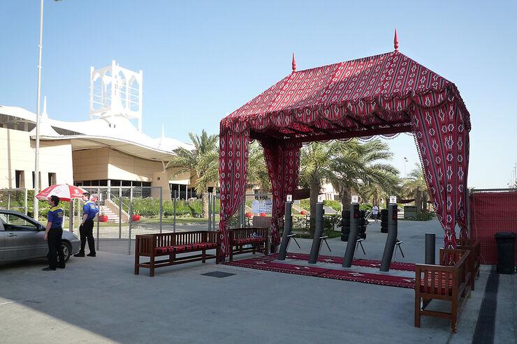 Tobis Formel 1 Tagebuch Bahrain