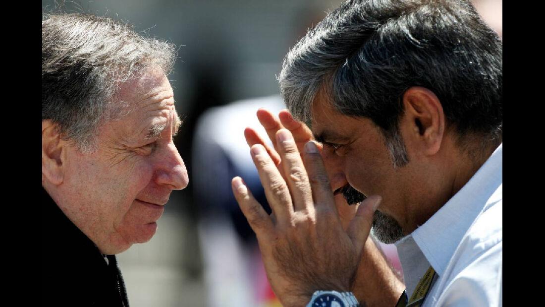 Todt GP Türkei 2011