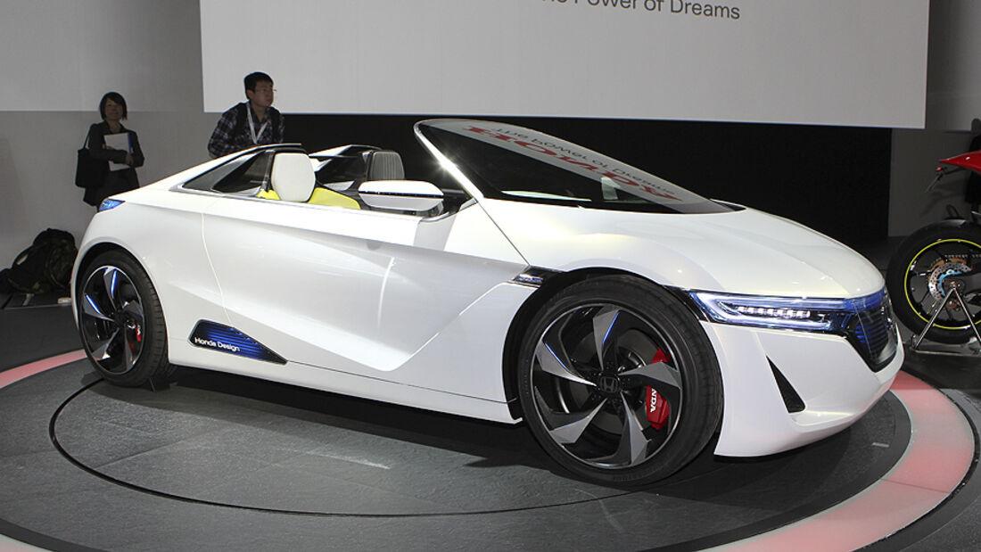 Tokio Motor Show 2011, Impressionen, Honda EV-STER