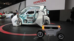 Tokio Motor Show 2011, Impressionen, Honda Micro Commuter