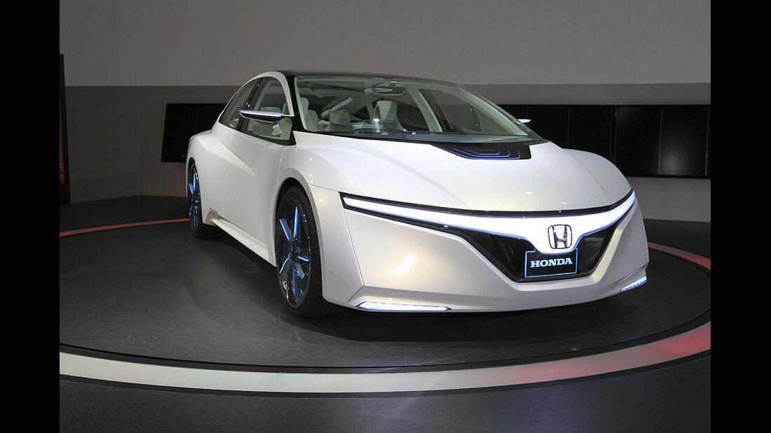 Tokio Motor Show 2011, Impressionen, Honda Studie AC-X