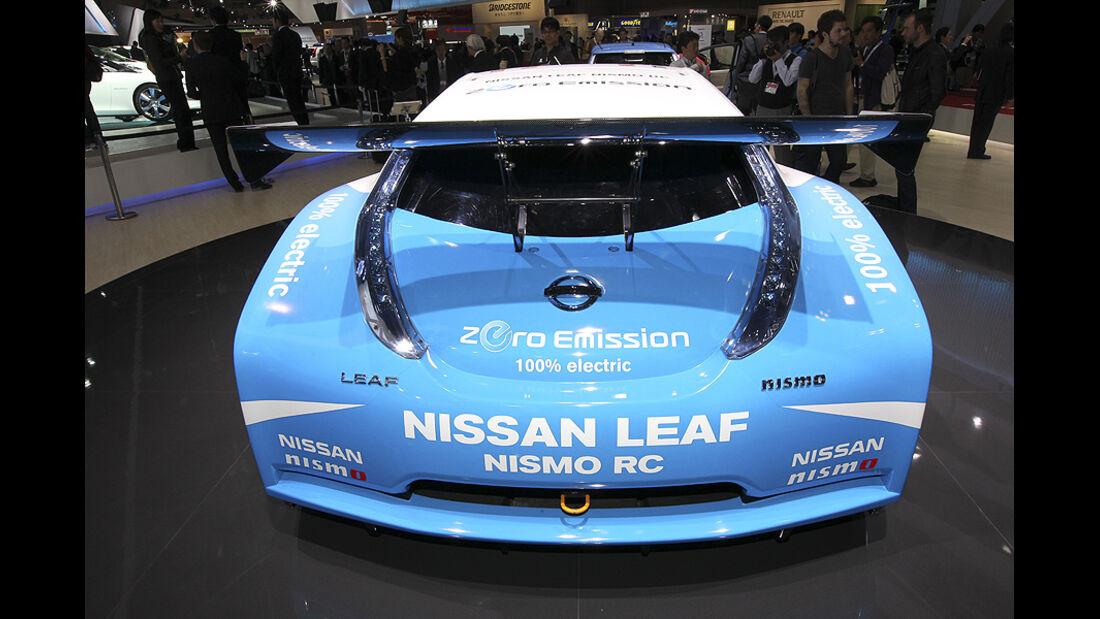 Tokio Motor Show 2011, Impressionen, Nissan Nismo RC, Heck