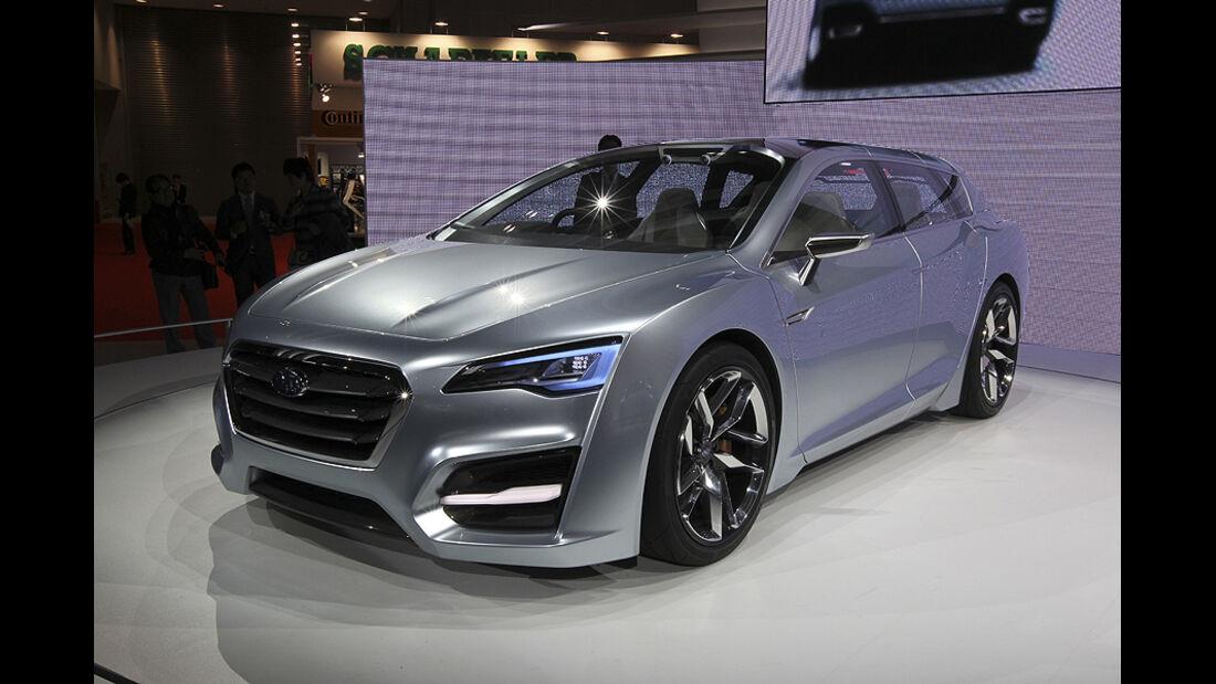 Tokio Motor Show 2011, Impressionen, Subaru Advanced Tourer Concept