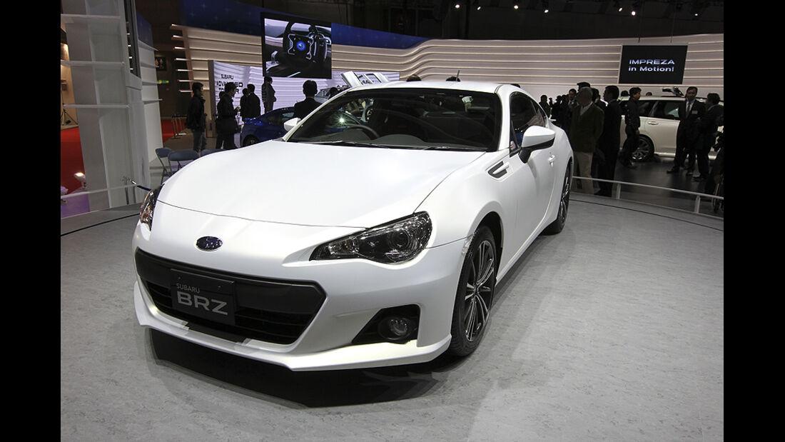 Tokio Motor Show 2011, Impressionen, Subaru BRZ