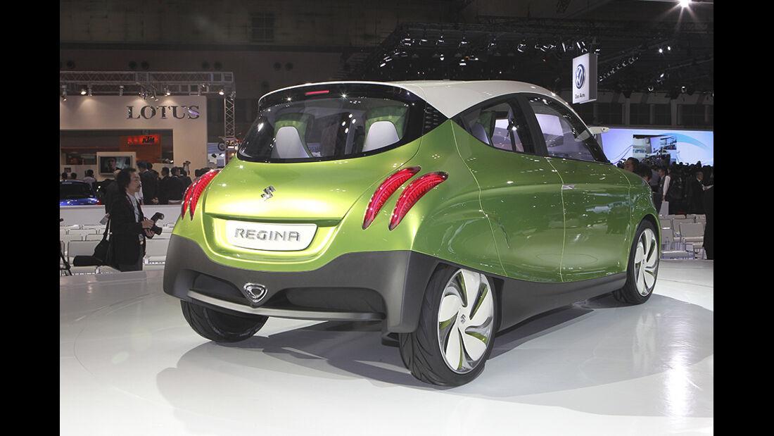 Tokio Motor Show 2011, Impressionen, Suzuki Regina