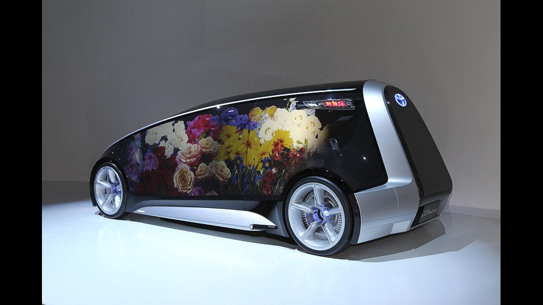 Tokio Motor Show 2011, Impressionen, Toyota fun Vii
