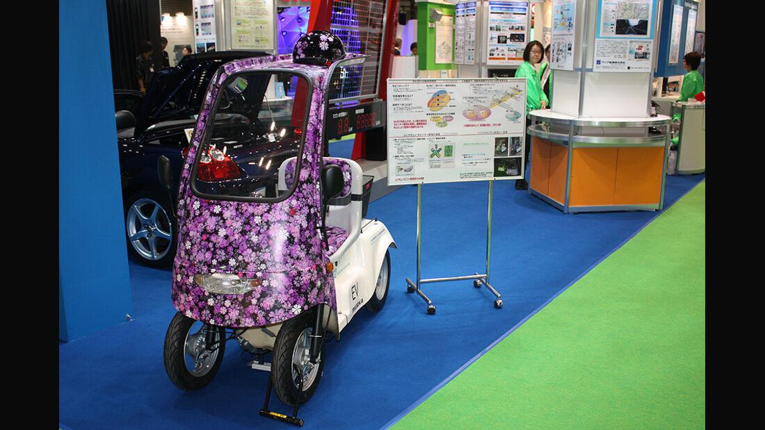 Tokio Motor Show 2011, Kobot
