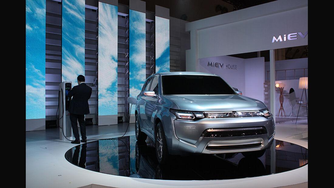 Tokio Motor Show 2011, Mitsubishi MiEV-SUV