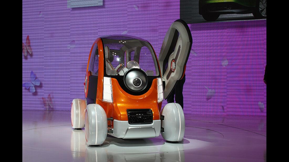 Tokio Motor Show 2011, Suzuki Q-Concept