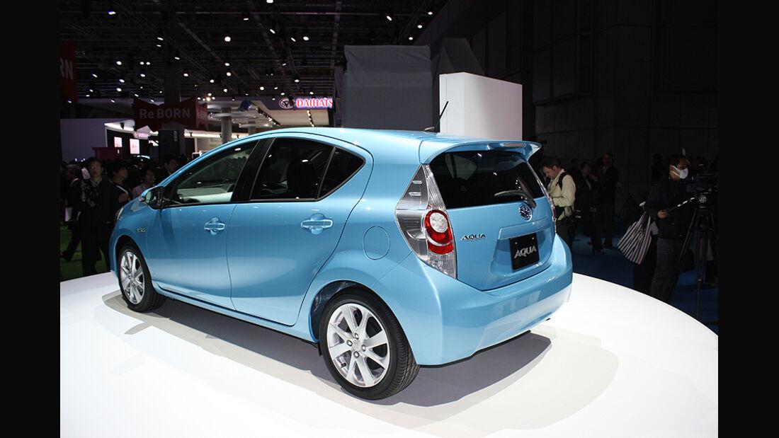 Tokio Motor Show 2011, Toyota Aqua
