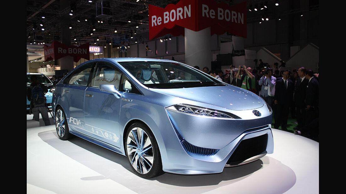 Tokio Motor Show 2011, Toyota FCV-R