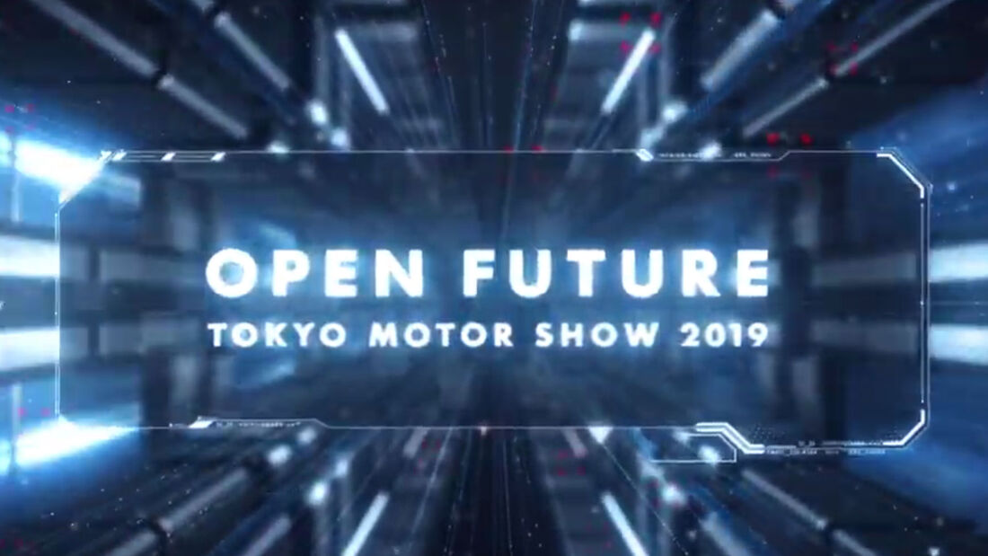 Tokio Motor Show 2019
