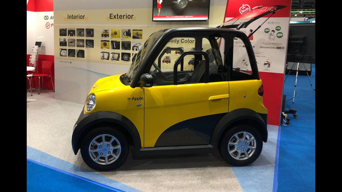 Tokio Motor Show 2019 Würfel Autos Design