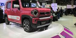 Tokio Motor Show 2019 Würfel Design Suzuki Hustler Concept