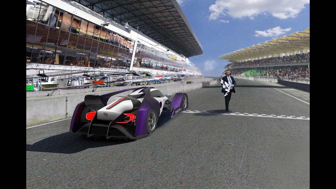 Tokon - Le Mans 2030 - Michelin Challenge Design - Motorsport