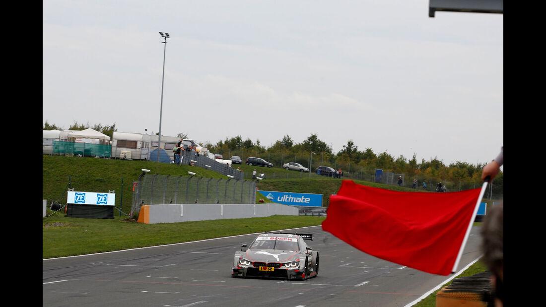 Tom Blomqvist - BMW - DTM - Oschersleben - 2. Rennen - Sonntag - 13.9.2015