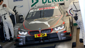 Tom Blomqvist - BMW - DTM Zandvoort 2015