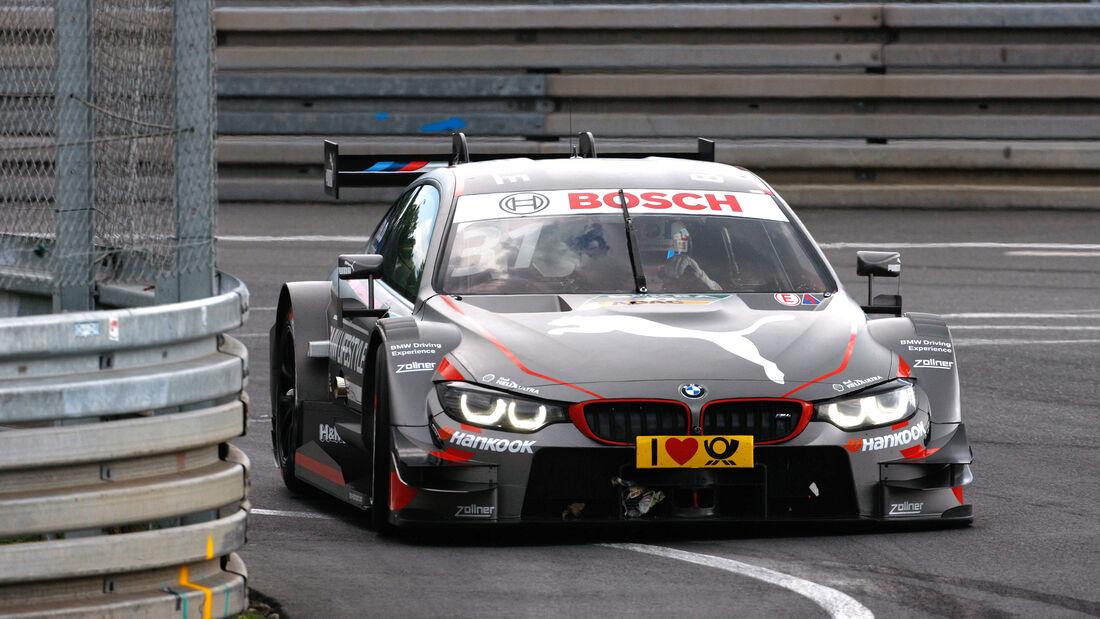 Tom Blomqvist - DTM - Norisring - 2015