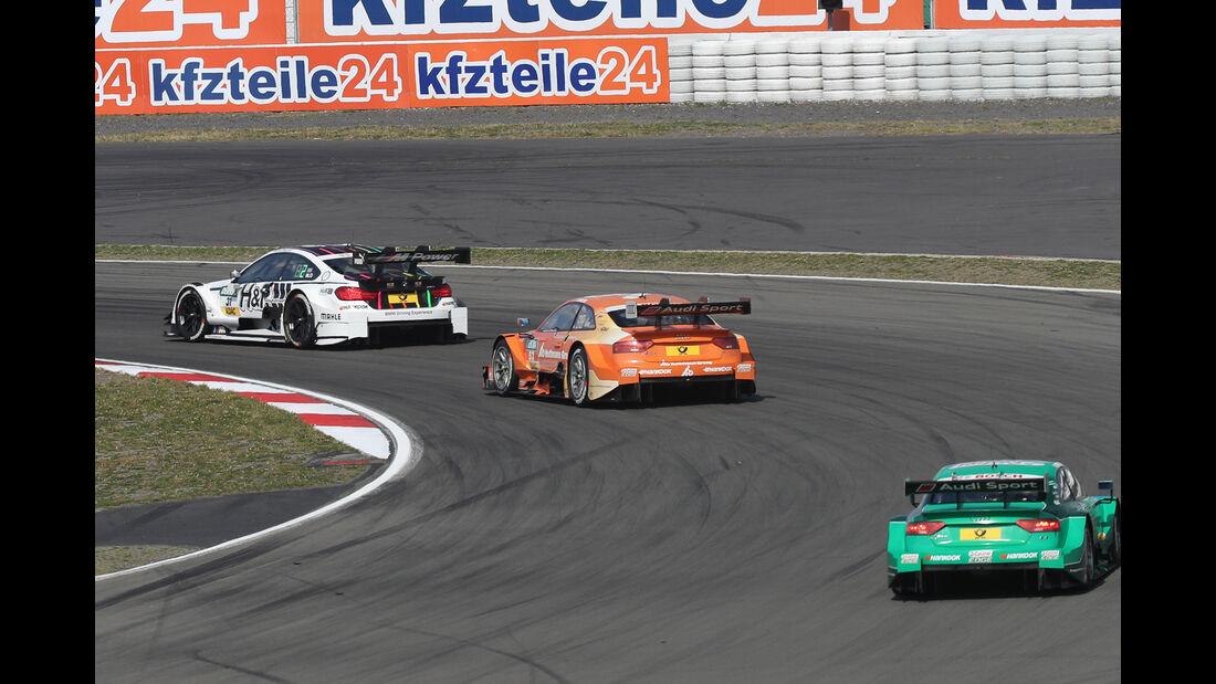 Tom Blomqvist - DTM Nürburgring 2016