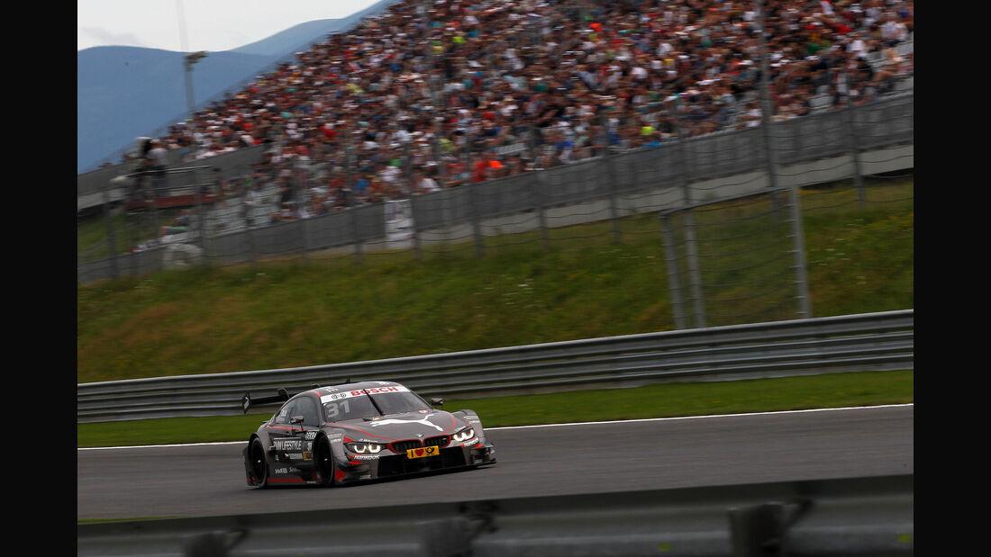 Tom Blomqvist - DTM - Spielberg - 01.08.2015