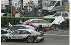 Tom Kristensen DTM-Crash