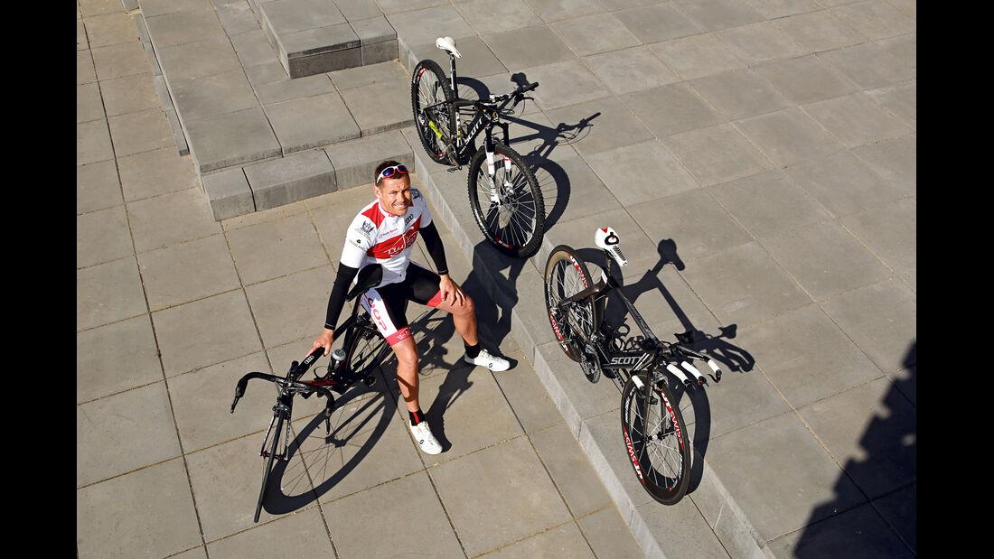 Tom Kristensen, Fahrräder