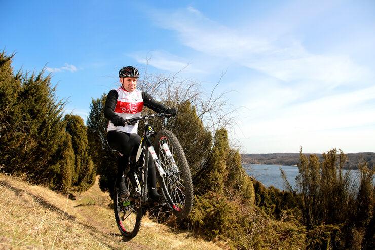 Tom Kristensen, Mountain-Bike
