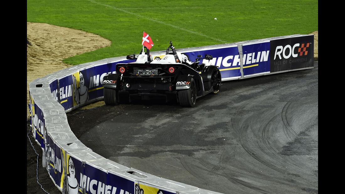 Tom Kristensen - Race of Champions - London - 2015