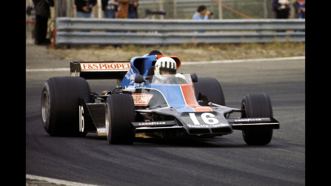 Tom Pryce - Shadow DN8 - GP Holland 1976