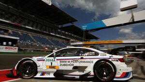 Tomczyk BMW DTM Lausitzring 2012