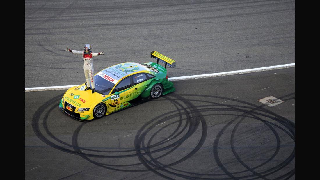 Tomczyk DTM Hockenheim Finale 2011