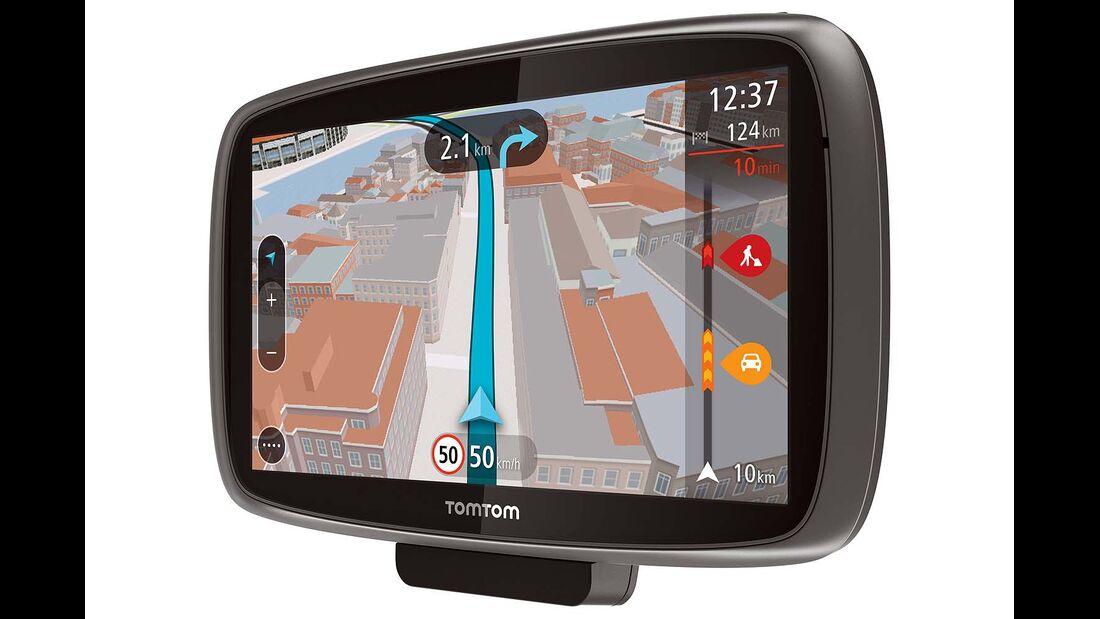 Tomtom Go 5000 Navigationsgerät