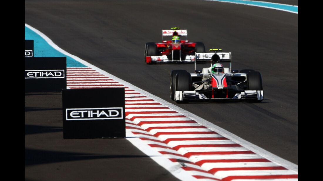 Tonio Liuzzi - GP Abu Dhabi - Qualifying - 12.11.2011