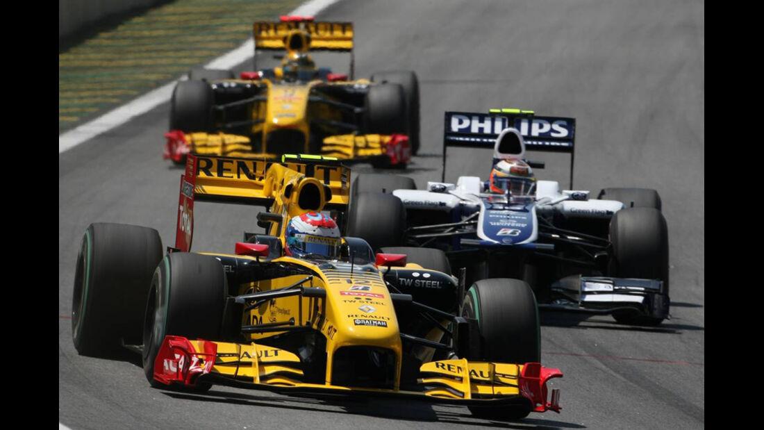 Tonio Liuzzi GP Brasilien 2010