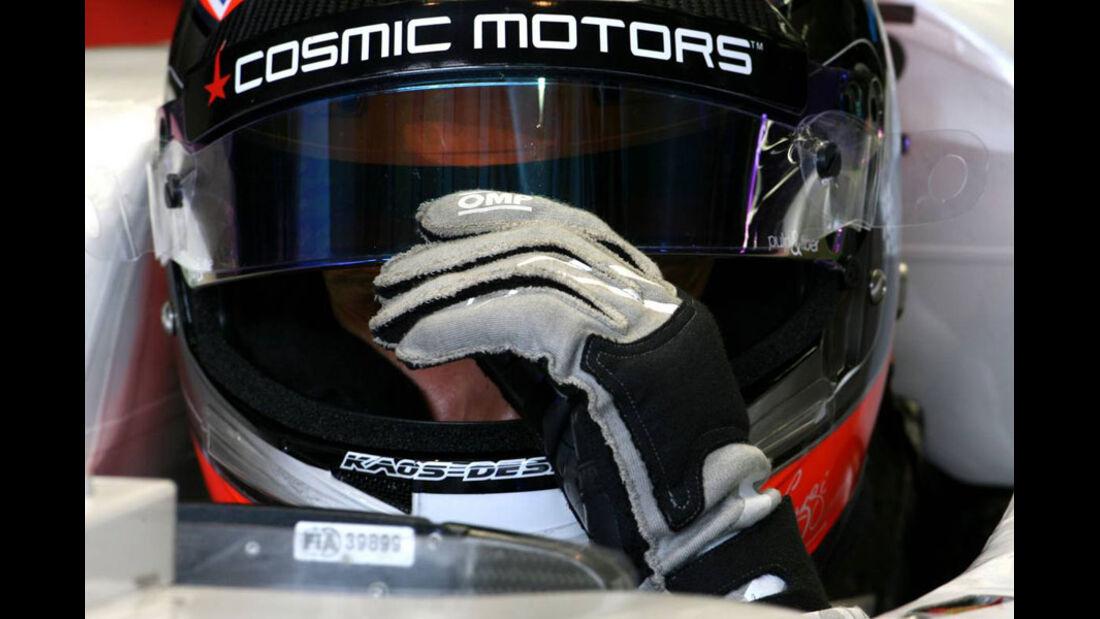 Tonio Liuzzi - GP Deutschland - Nürburgring - 23. Juli 2011