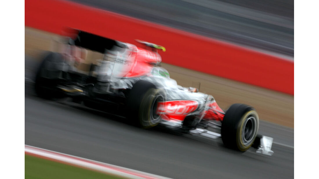 Tonio Liuzzi - GP England - Qualifying - 9. Juli 2011
