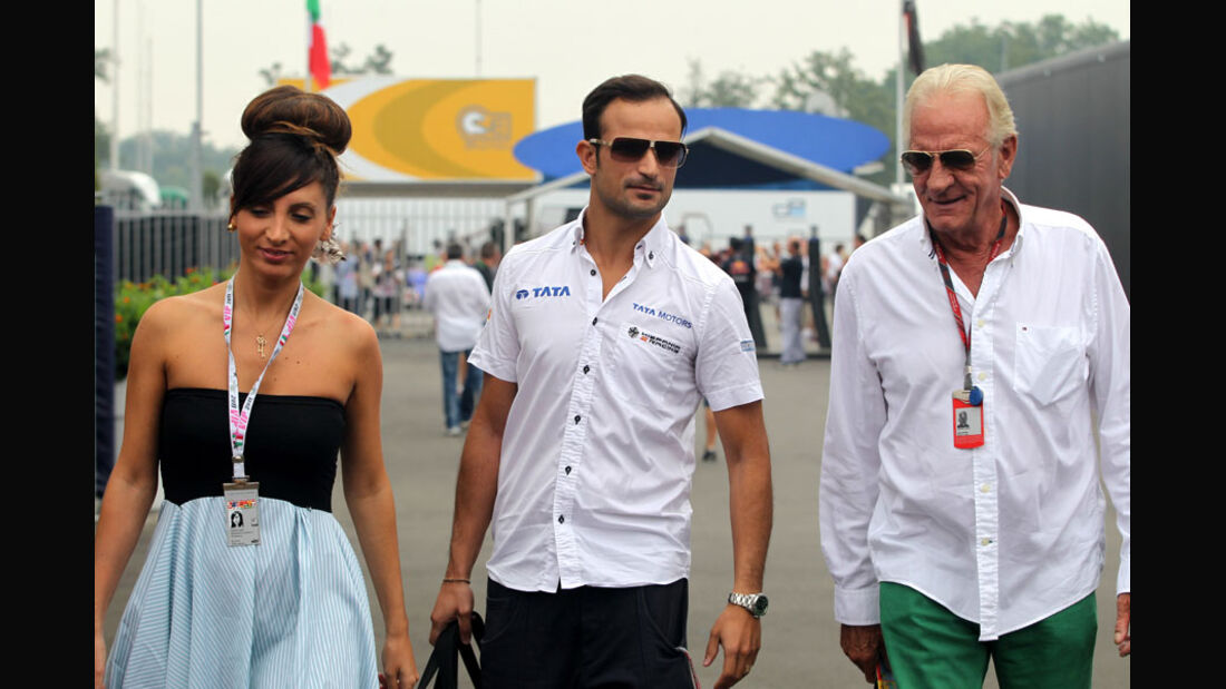 Tonio Liuzzi - GP Italien - Monza - 10. September 2011