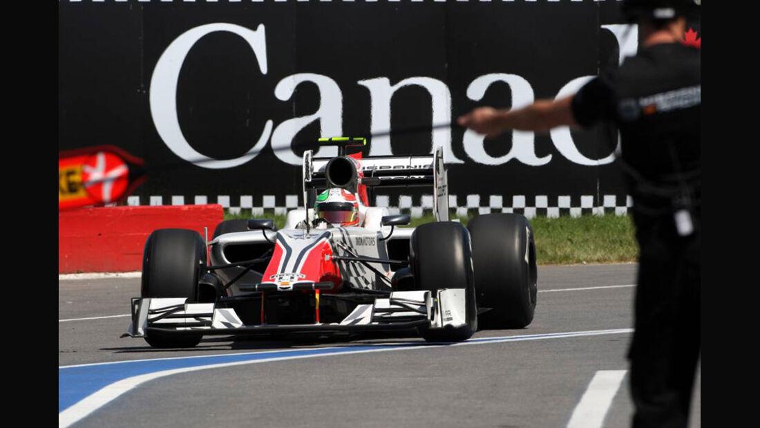 Tonio Liuzzi - GP Kanada 2011
