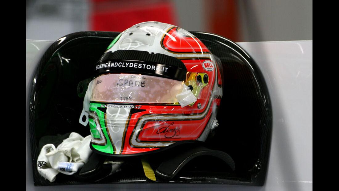 Tonio Liuzzi - GP Singapur - 24. September 2011